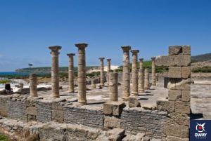 Ruins of the Basílica Baelo