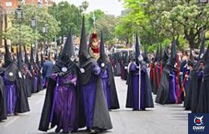 Procession in Triana