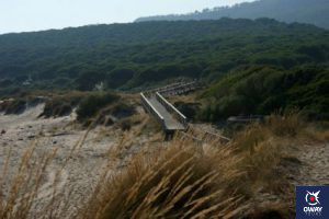 Route to the Dune of Bolonia