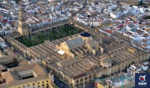 Vista aérea de la Mezquita