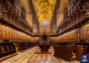 Canónigos de la catedral de Sevilla