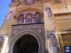 Puerta del Perdónmosquée de Cordoue