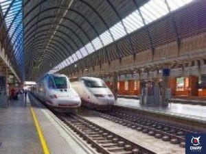 Estación de tren de Sevilla (Santa Justa)