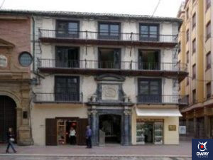Oficina de Turismo de la Junta de Andalucía de Málaga Centro