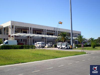 aeropuerto Jerez Cádiz