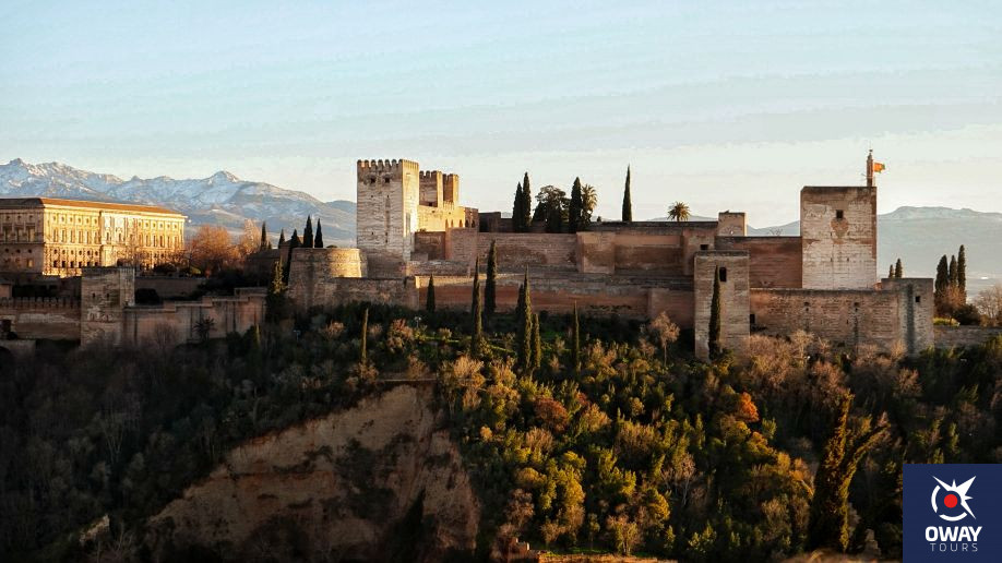 The Best Viewpoints and Views of Granada