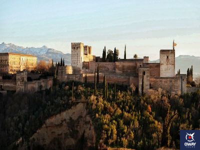 How to get to Granada: all transport.