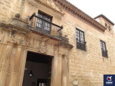 Fachada del Palacio Mondragón en Ronda