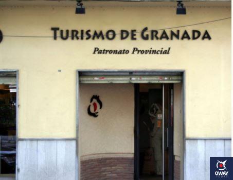 Oficinas de Turismo en Granada