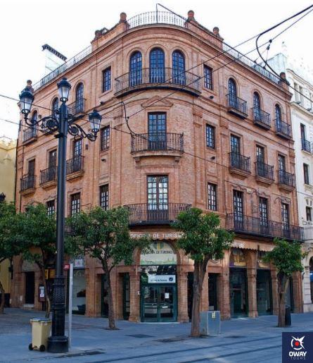Oficinas de turismo de la Junta de Andalucía de Sevilla