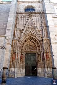 Puerta San Miguel Catedral de Sevilla