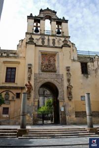 Puerta del Perdón Catedral de Sevilla