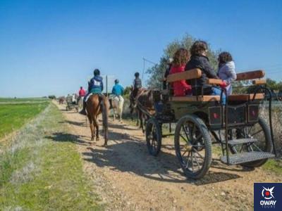 Rutas a Caballo en Córdoba