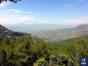Tejeda, Almijara and Alhama mountain range Malaga