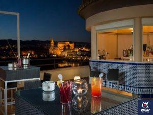 Terraza de Hotel de Córdoba