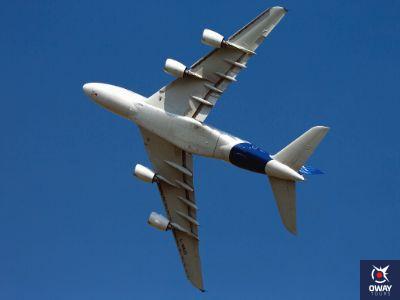 Avión a Granada