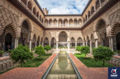 Concerts dans les jardins du Real Alcazar de Séville