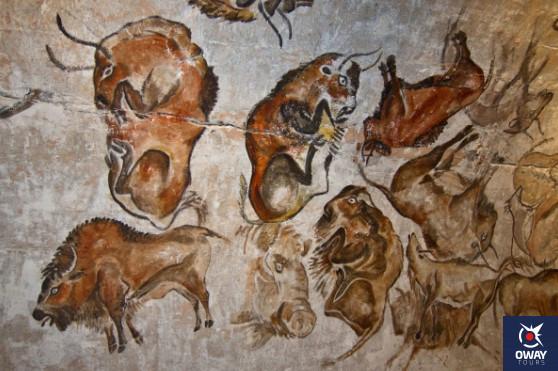 Historia de las cuevas de Nerja