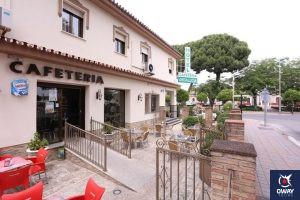 Exterior hotel Andalucía Ronda