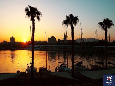 Los 8 Mejores Atardeceres de Málaga