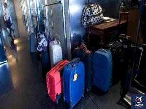 Lugar donde poder dejar las maletas