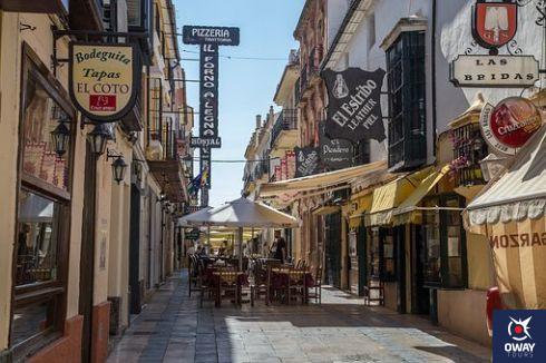 restaurantes en Ronda