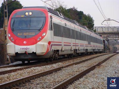 Tren a Granada