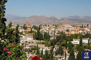 Albaicín of Granada