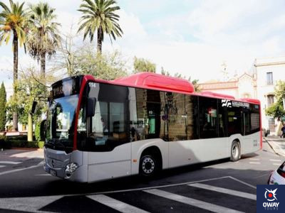 Autobús Jerez