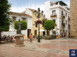 Characteristic elements of Marbella's history