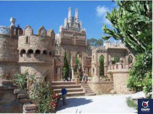 Como llegar al Castillo de Colomares