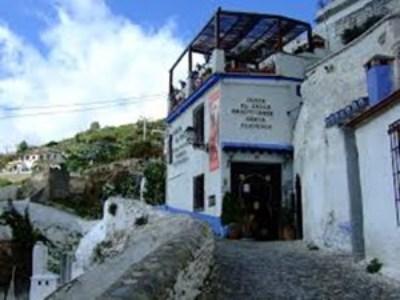 Cuevas del barrio de Sacromonte Granada