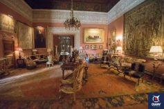 The Gypsy Room of the Casa de las Dueñas in Seville
