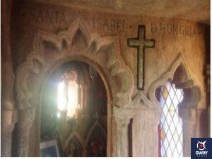 La capilla del Castillo de Colomares