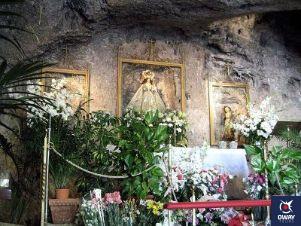 Ermita de la Virgen de la Peña Mijas
