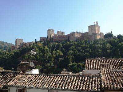 Mirador de la Placeta de Carvajales Granada