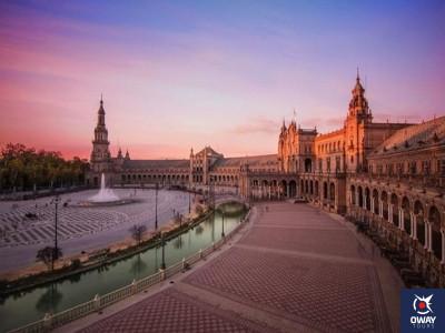 Plaza de España de Sevilla Sevilla