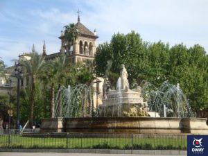 Imagen de la Puerta de Jerez