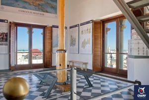 Sala exposiciones Torre Tavira