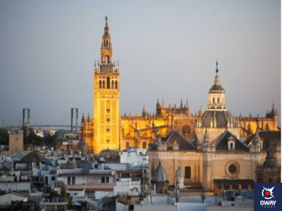 Essential places to visit in Seville