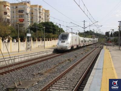 Tren Renfe Jerez