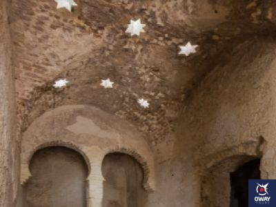 arquitectura baños árabes Sevilla