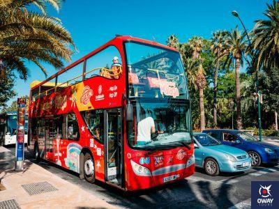 Autobús turístico por la ciudad