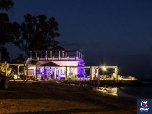 """Bar de plage """"El Balneario"""""""