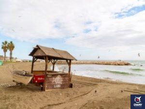 """Bar de plage """"El Cabra"""""""
