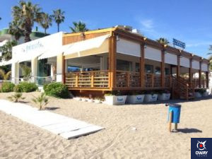"""Bar de la plage """"Picasso"""""""
