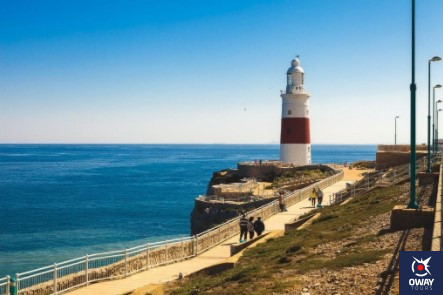 Faro de Punta Europa Gibraltar