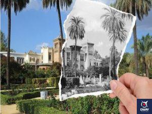 historia parque maria luisa