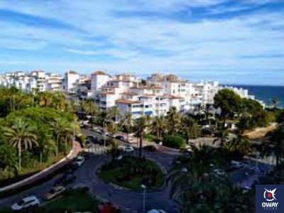 Ir de compras en Marbella.
