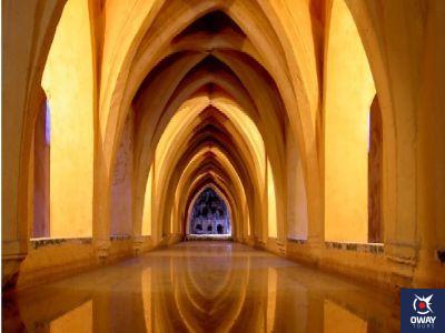 los mejores baños árabes de Sevilla